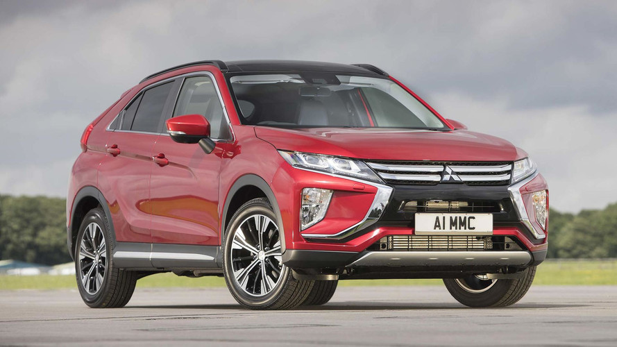 Mitsubishi Eclipse Cross Priced From £21,275