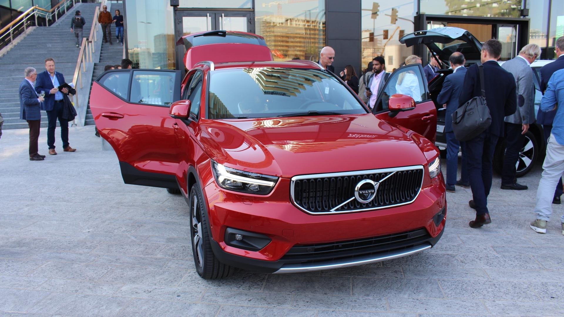 Volvo Xc40 Five Cars It Needs To Beat
