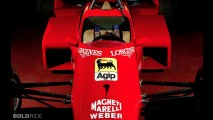 Ferrari 126 C4 Formula 1 Racing Car