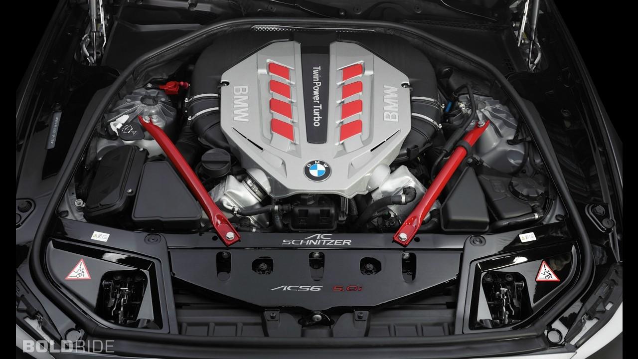 AC Schnitzer ACS6 BMW 6-Series Convertible