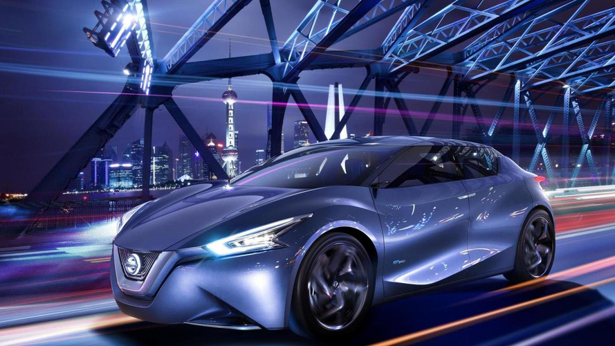 Nissan announces new sedan concept for Beijing reveal next month