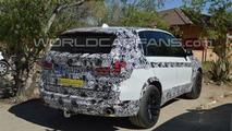 2014 BMW X5 spy photo