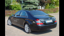 Hybrid-Mercedes im Test