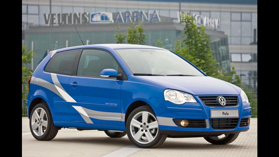 VW legt Sonder-Polo ,S04 Edition