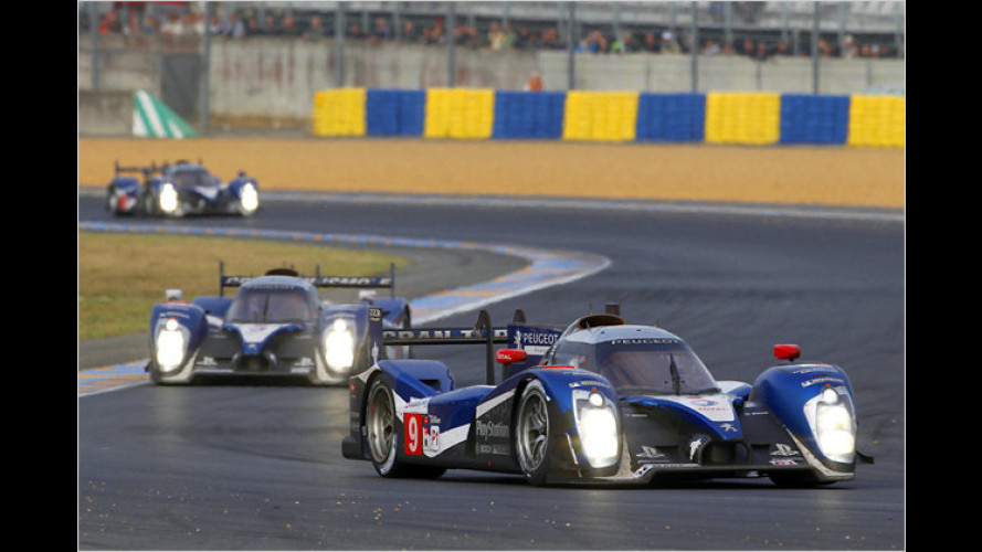 Die 13 Sekunden von Le Mans