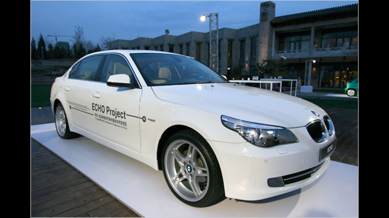 BMW Echo Project