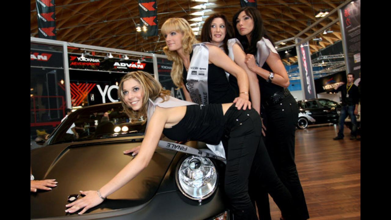 Wer möchte hier nicht gern der Porsche sein?