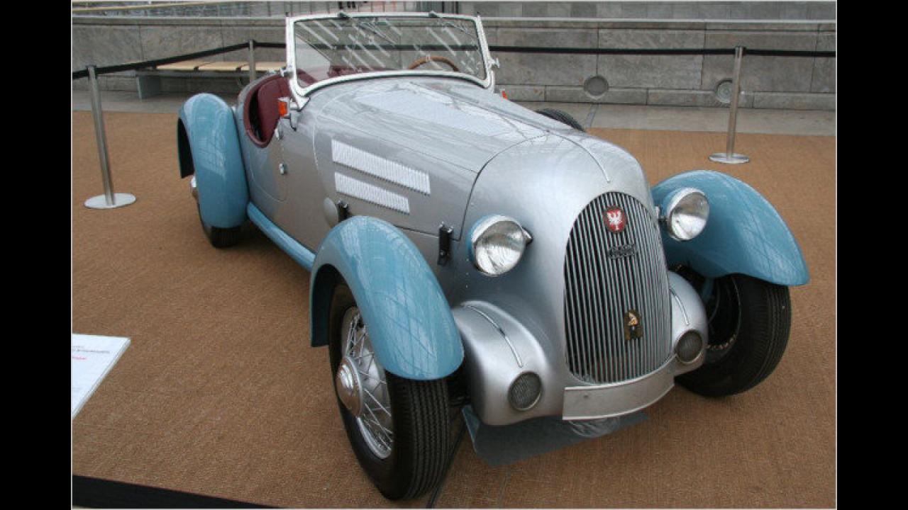 Wanderer W 25K Roadster Baur (1936)