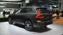 2018 Volvo XC60 - New York 2017