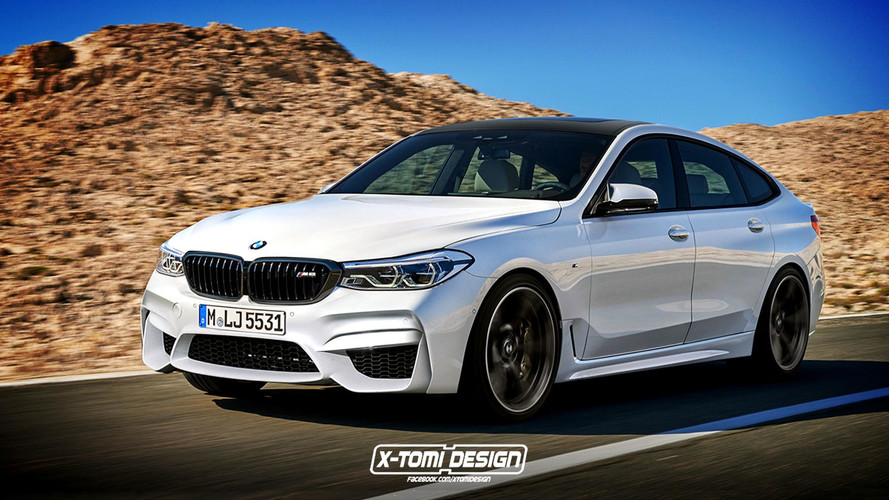 Does This M6 Rendering Of 6-Series GT Make It More Appealing?
