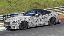 2019 BMW Z4 new spy photos