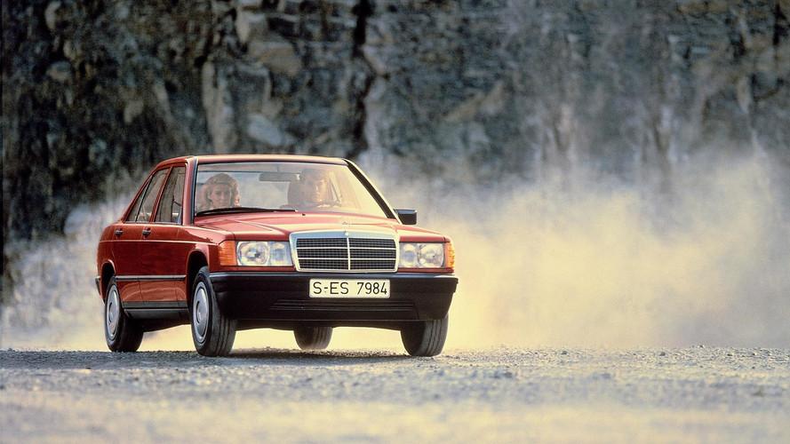 Anuncios clásicos: Mercedes-Benz 190