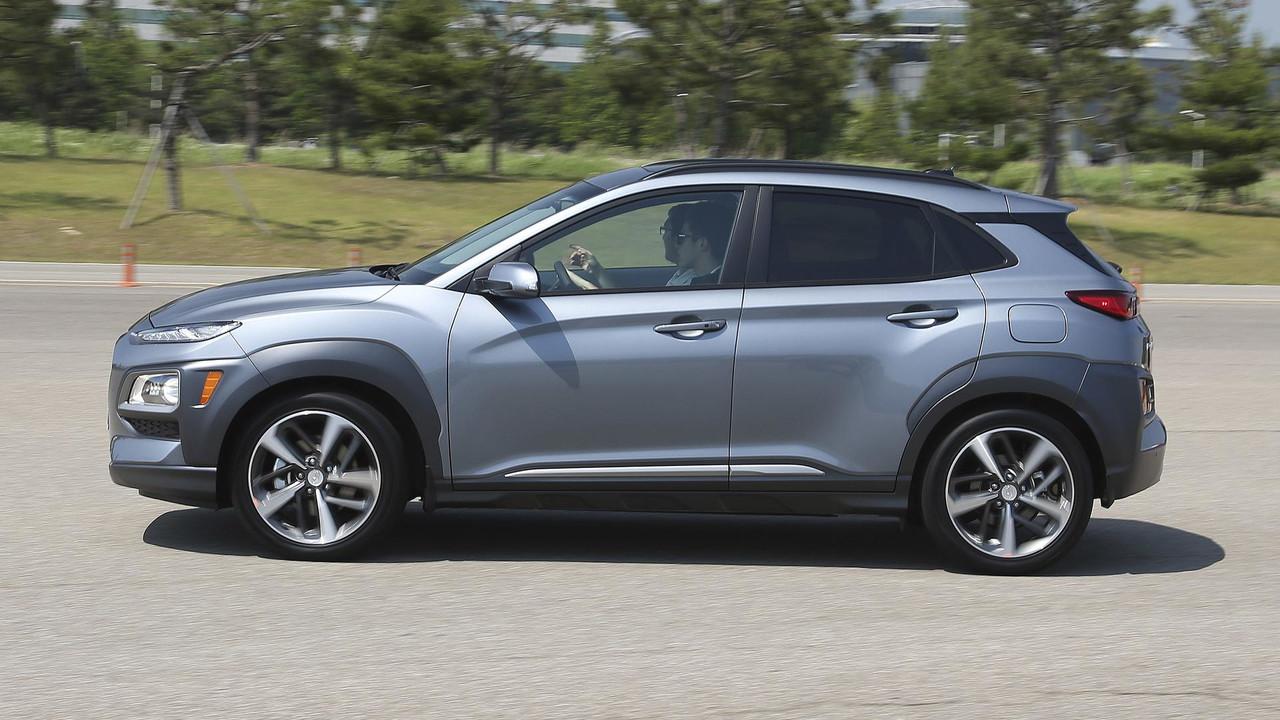 2018 Hyundai Kona First Drive A Solid First Impression