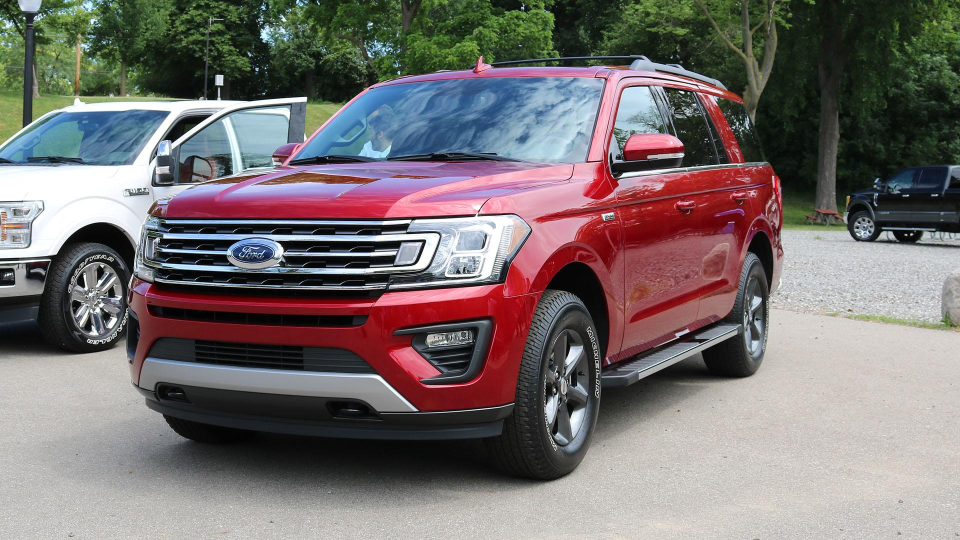 2018 Ford Expedition FX4 Lets Your Big SUV Go OffRoad