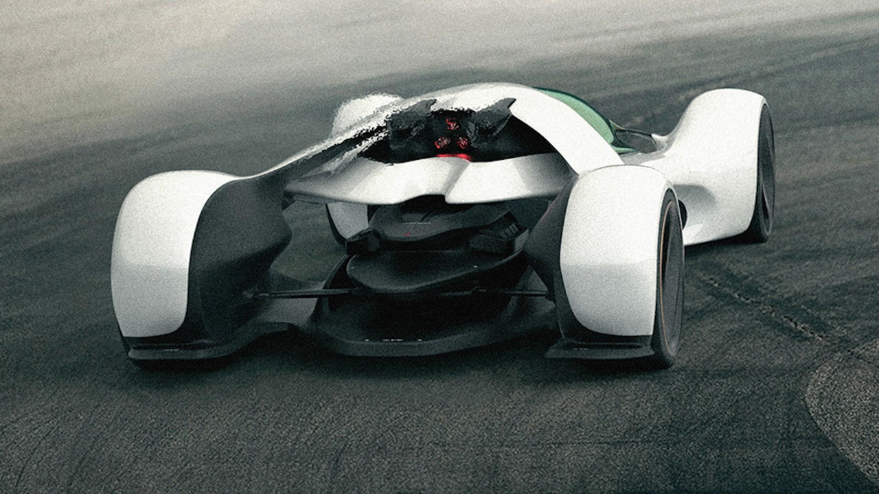 Raleigh Used Cars >> This McLaren Hypercar Concept Would Be The Perfect P1 Replacement