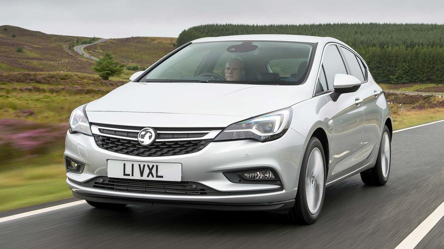 2017 Vauxhall Astra Hatchback