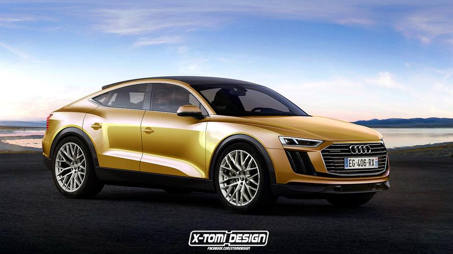 Audi Q9 konsepti gerçek olacak kadar iyi duruyor