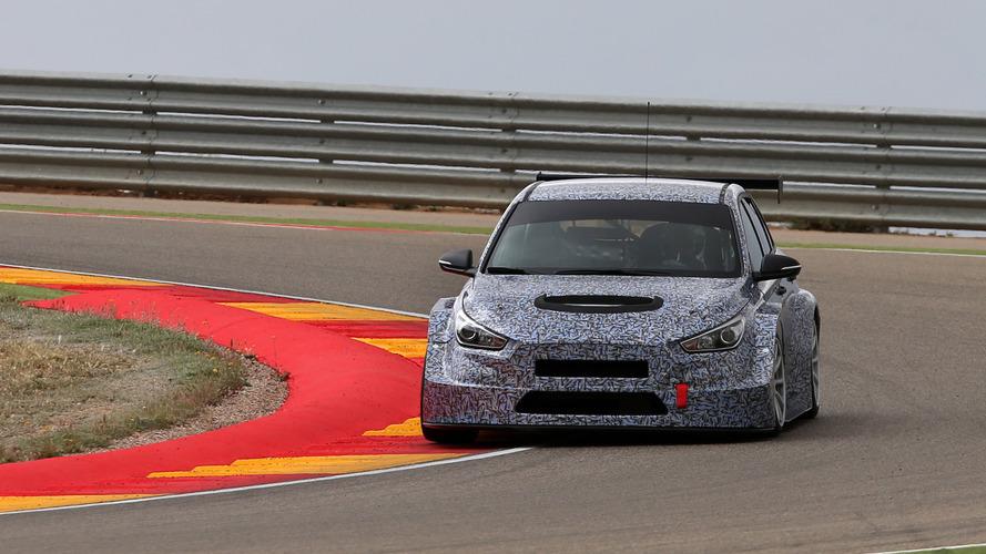 La nouvelle Hyundai i30 TCR a débuté son programme de développement