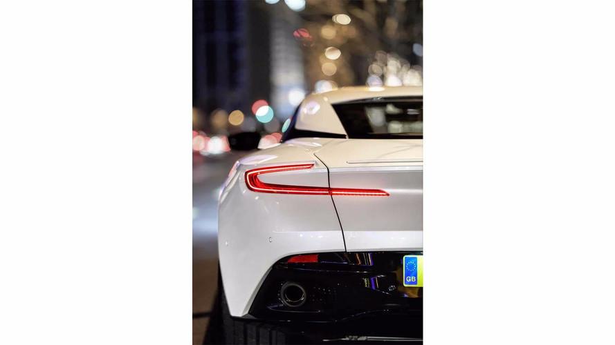 2017 Aston Martin DB11 V8
