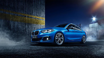 2017 BMW 1 Series Sedan for China