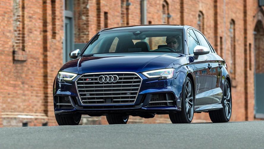 Audi S3 Sedan 2017