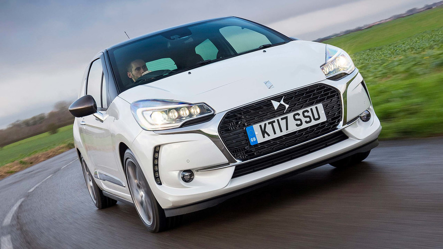 2017 Citroen DS 3 Review