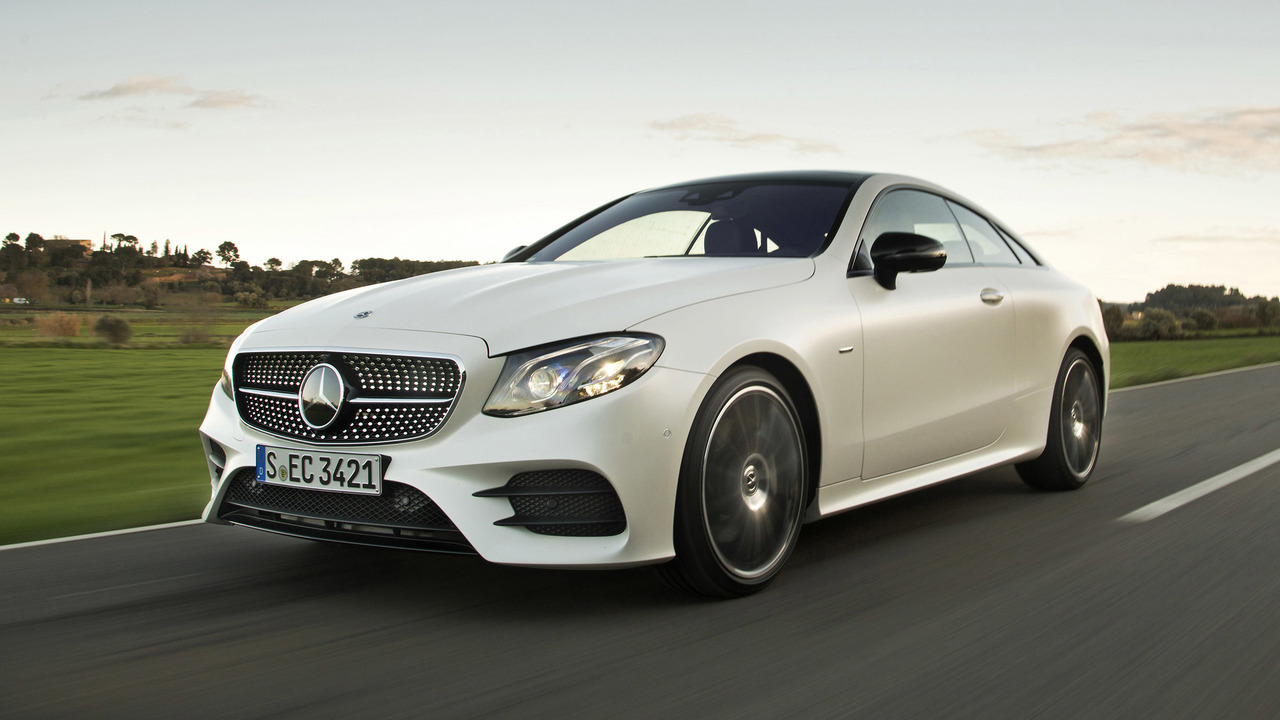 2018 Mercedes Benz E400 Coupe First Drive Your New