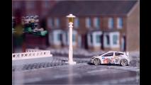 Festlicher Spielzeug-Drift-Spaß