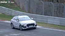 Audi Q8 Spy Video