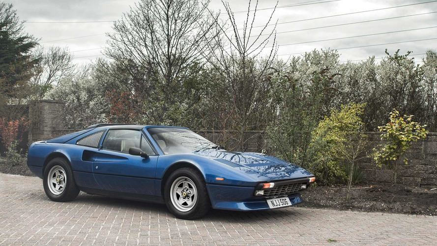 Spot the error: Ferrari 308 V12 for sale