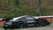 Nissan GT-R GT500 at Suzuka