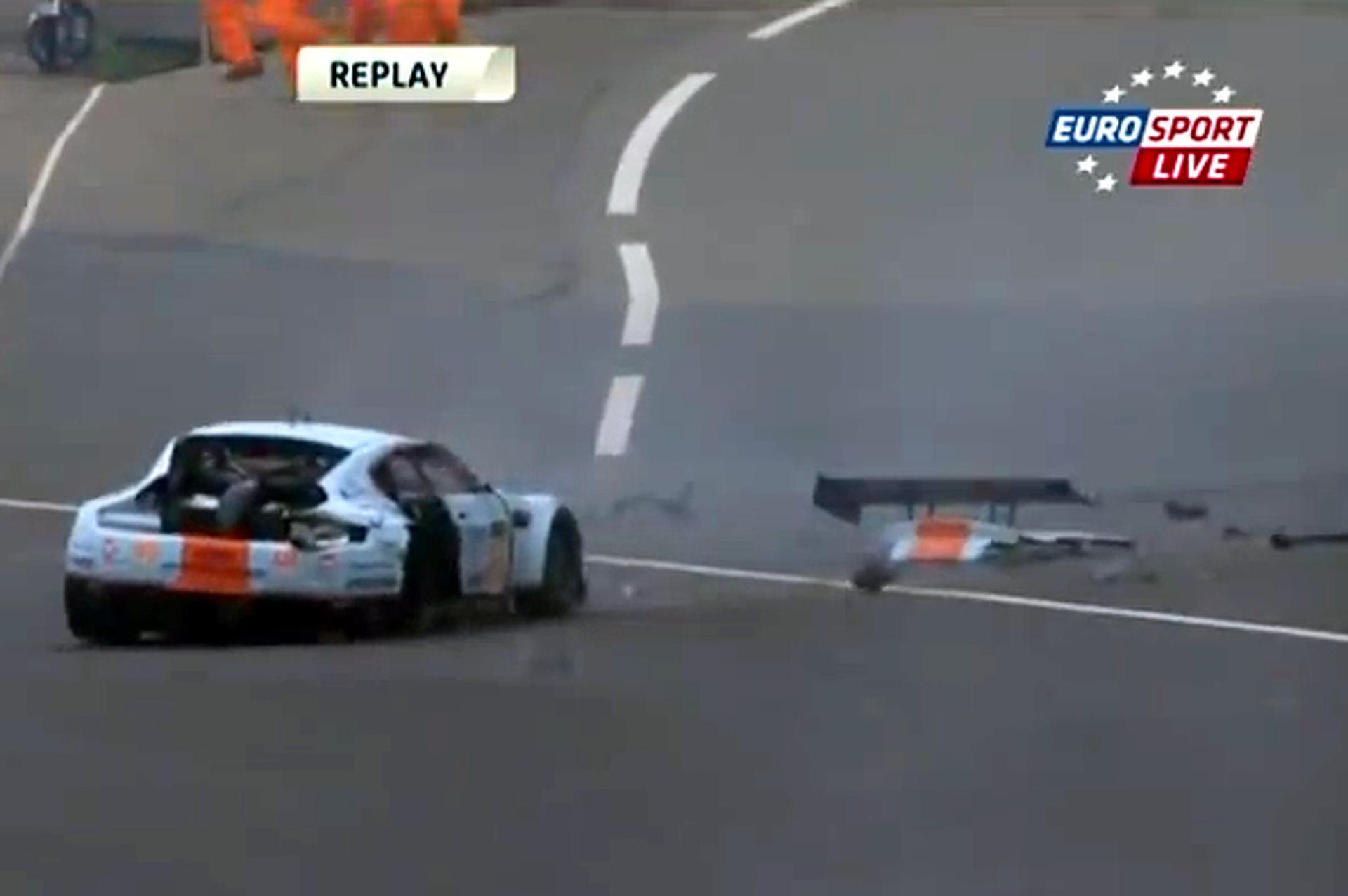 Aston Martin Driver Simonsen Killed at 24H of Le Mans