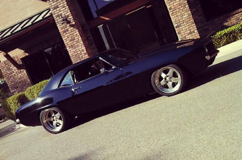 Rob Dyrdek's Custom '69 Chevy Camaro is Up for Sale