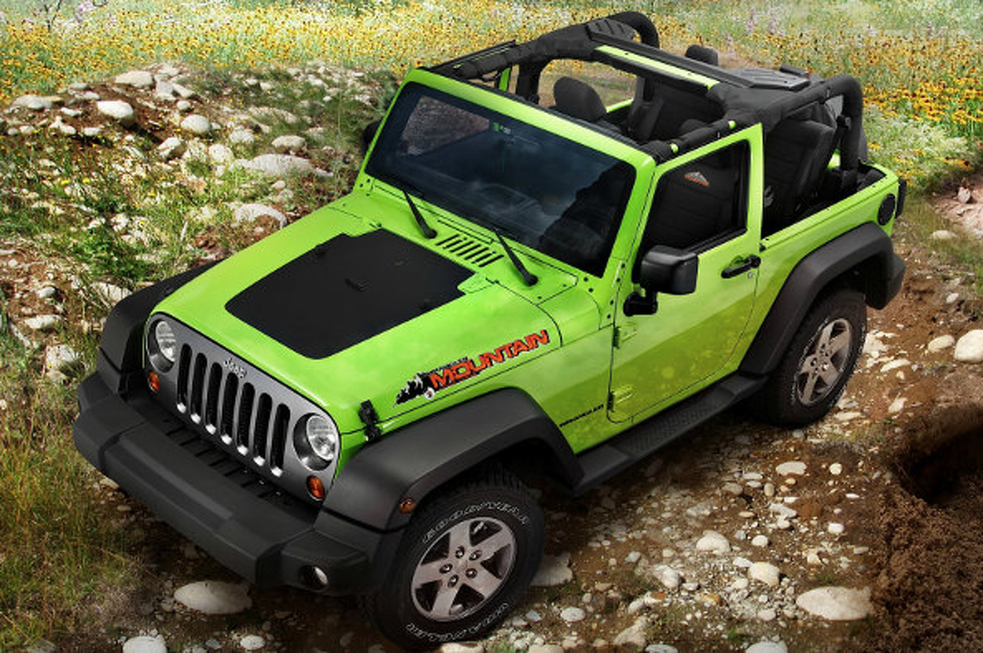 BoldRide's 10 Favorite Special Edition Jeeps