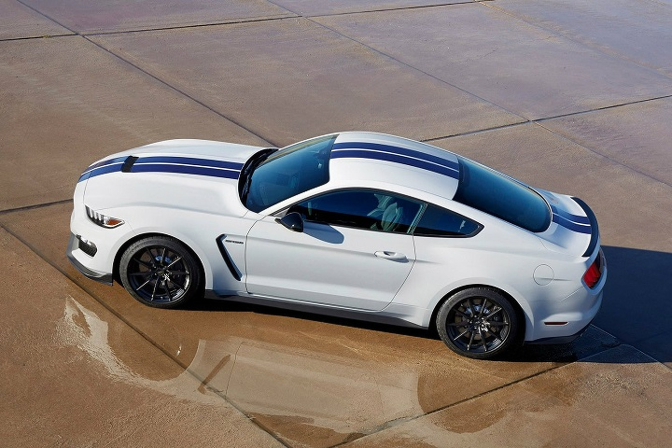 The First New Shelby GT350 Mustang is Going Up For Auction