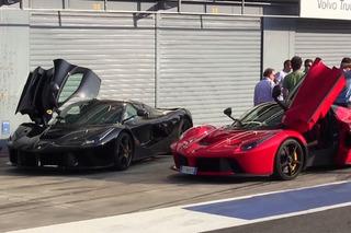 The Ferrari LaFerrari Runs on All-Electric Mode — Here's the Proof