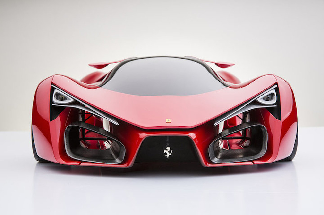 1,200HP Ferrari F80 Supercar Could Hit 310MPH…If It Were Real