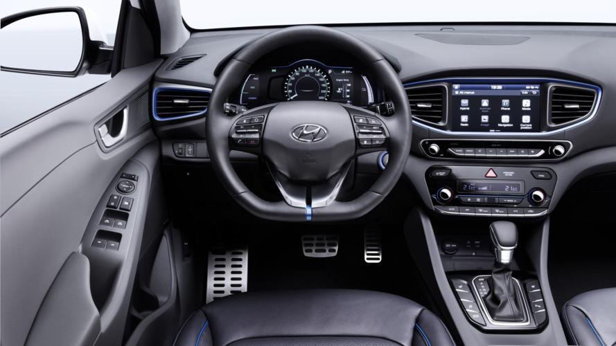 Hyundai Ioniq UK prices