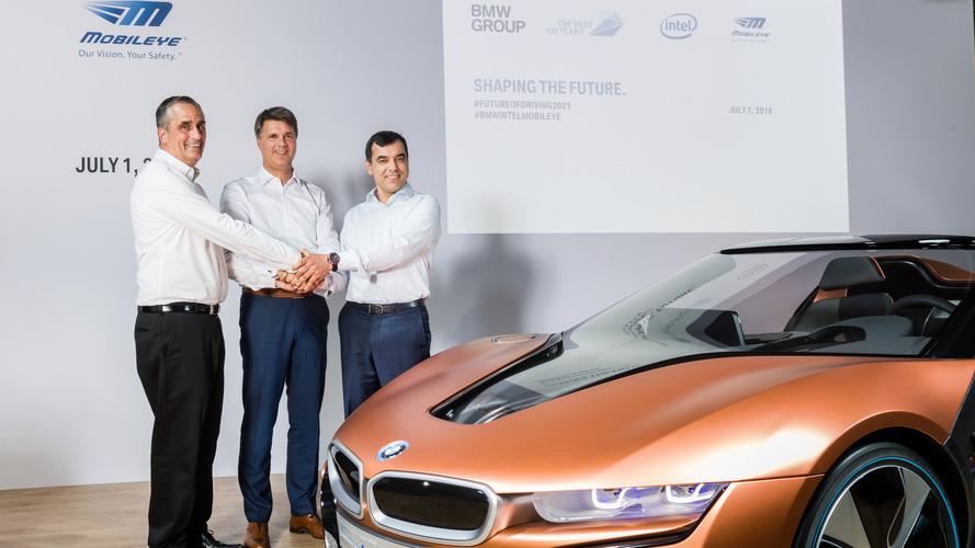 Fiat and BMW join autonomous tech group