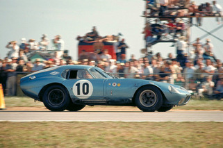Carroll Shelby and Sebring: Two Names, One Legend