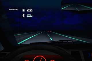 Glow-In-The-Dark Highways Lighting the Way in Netherlands