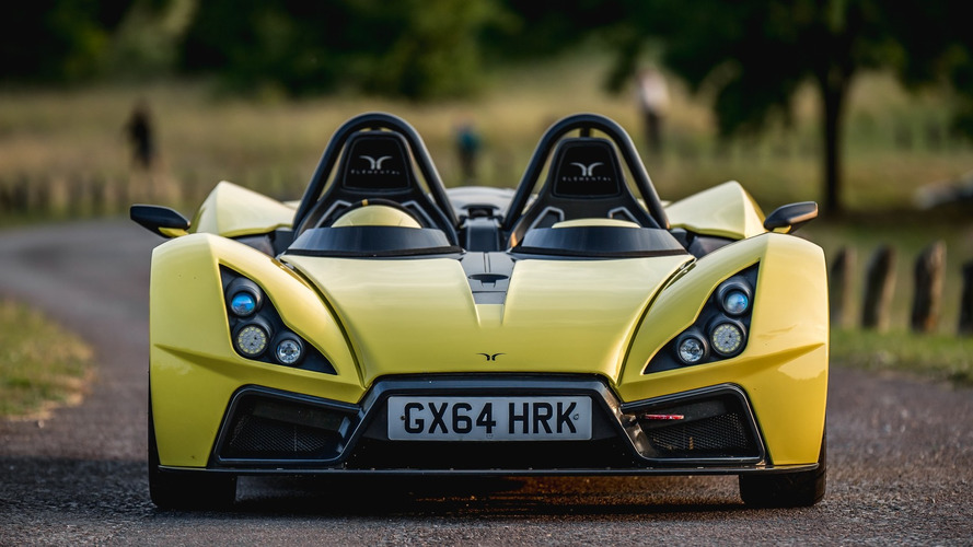 Elemental Rp1 roadster ready for first shakedown at Goodwood