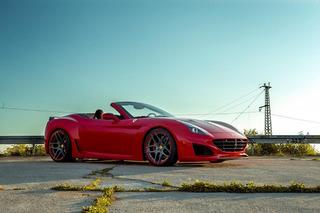 Take a Good Look at the Novitec Rosso N-Largo Ferrari California T