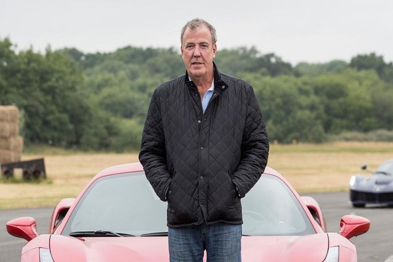 Jeremy Clarkson Drove His Last 'Top Gear' Lap In...