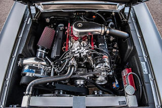 This GT500CR Shelby Mustang is an 800-HP Showstopper