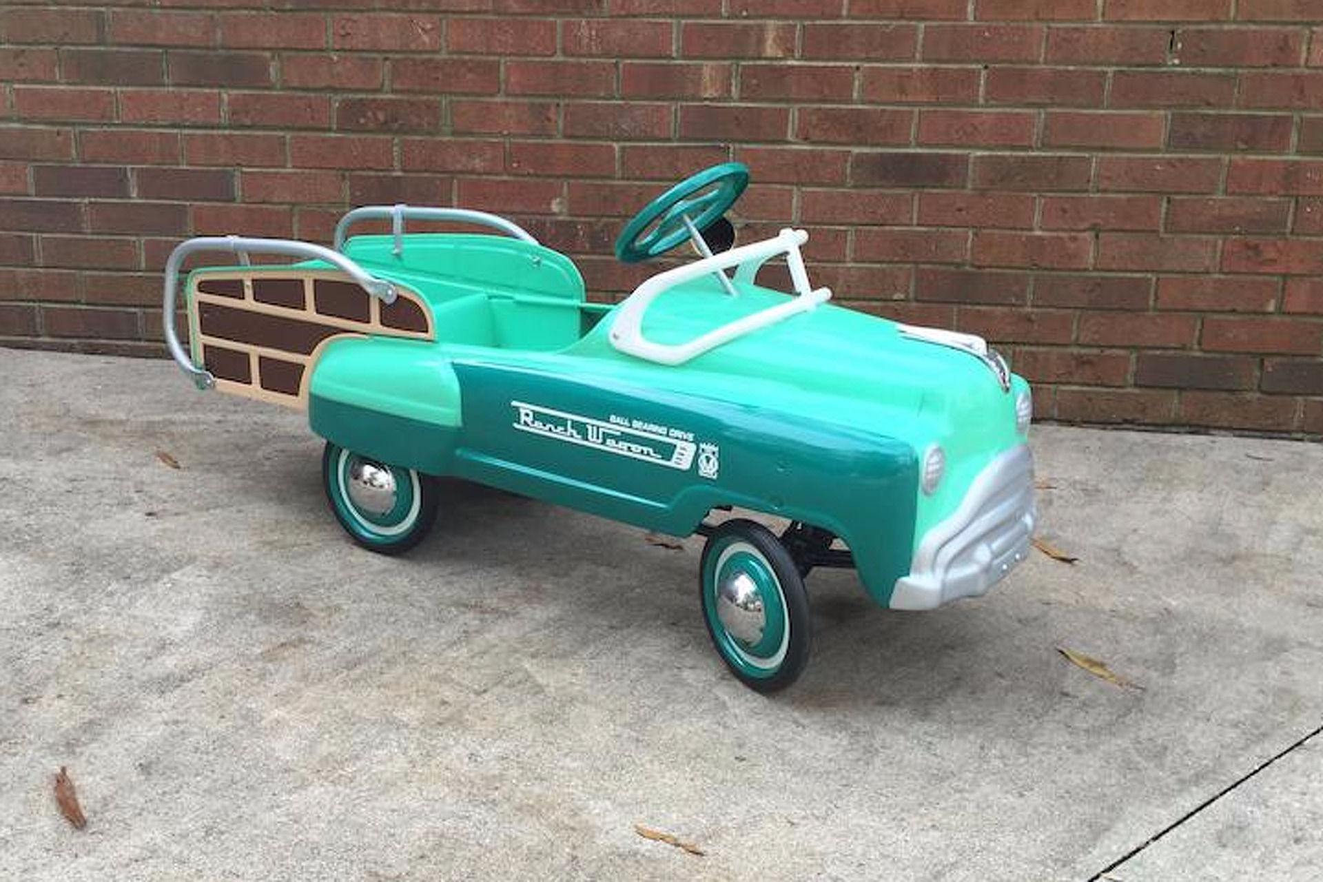 10 Classic Pedal Cars Heading to Amelia Island Auction