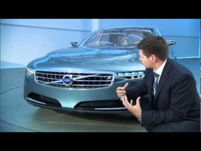 2011 Volvo Concept You Design - 2011 Frankfurt Motor Show Video