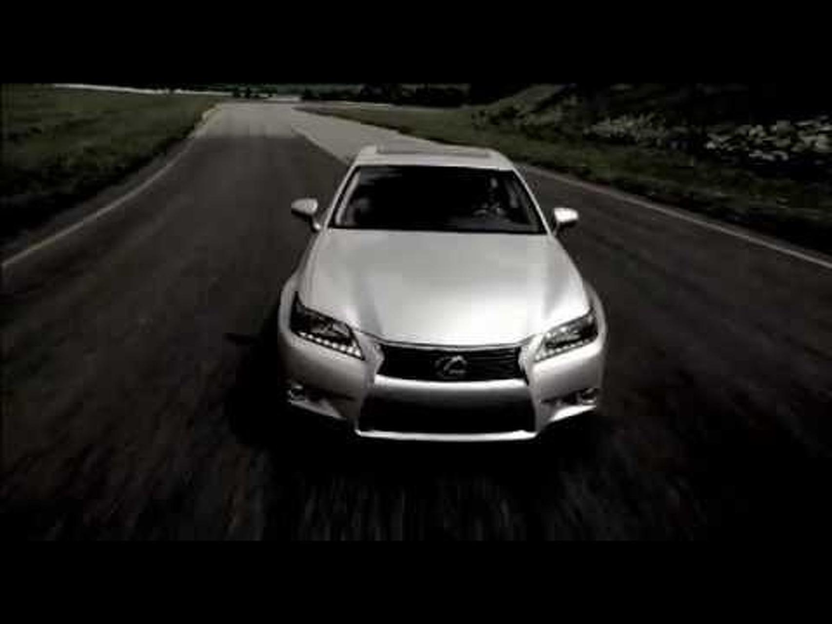2013 Lexus GS 350 Performance Video