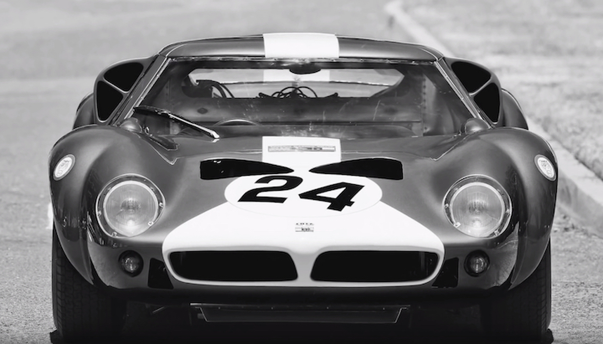 '8 Meters' is the Ford GT-40 Documentary You Need To See