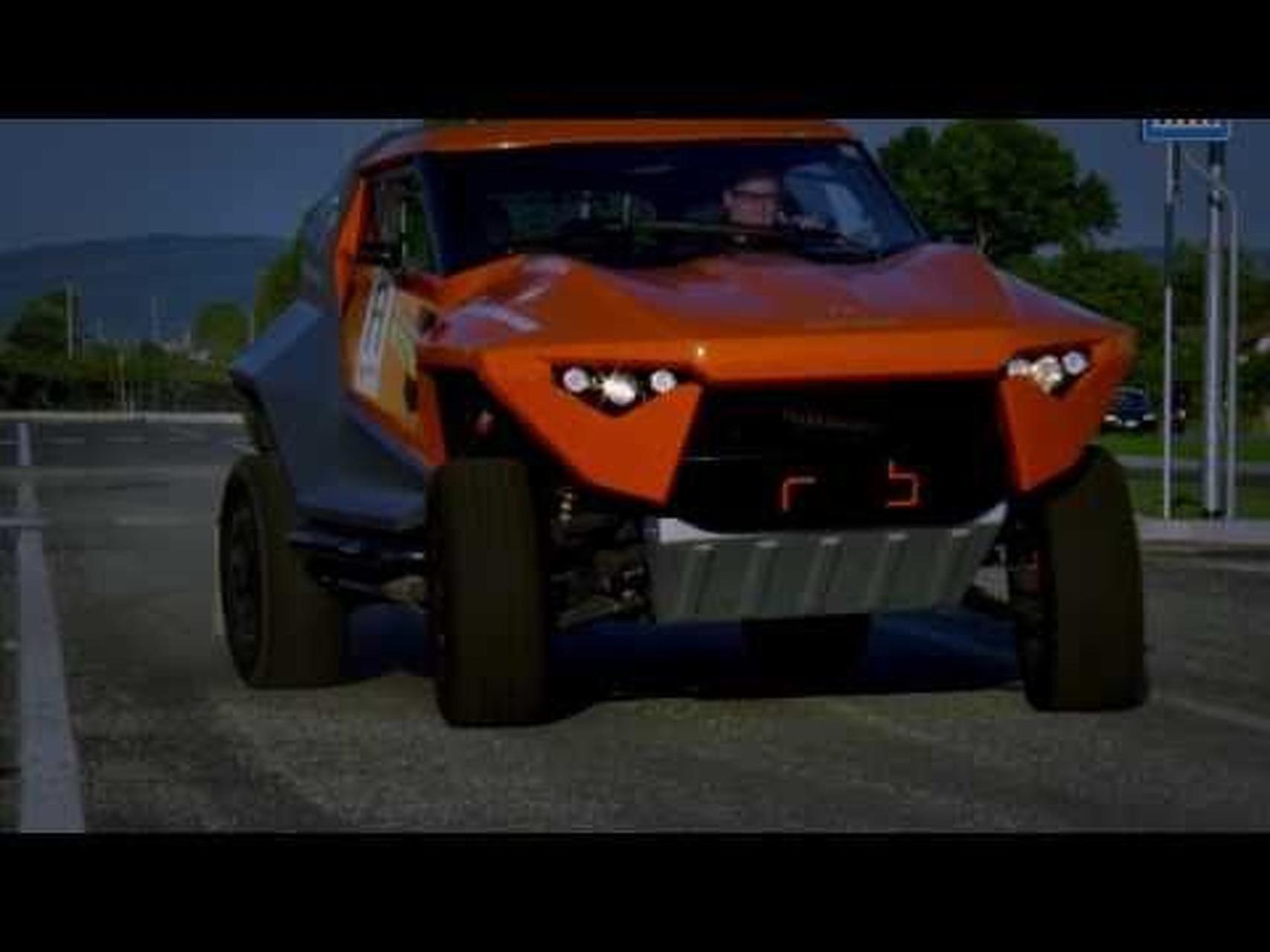 fornasari racing buggy 2011